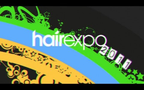 hair expo 2011 logo