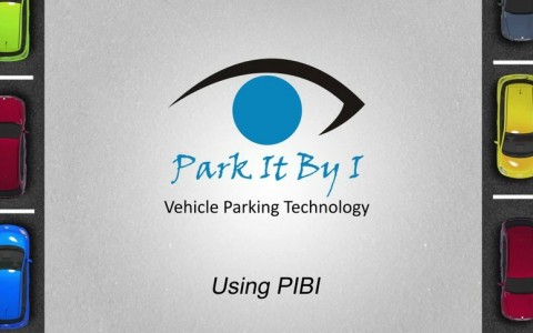 Park It By I vehicle parking technology