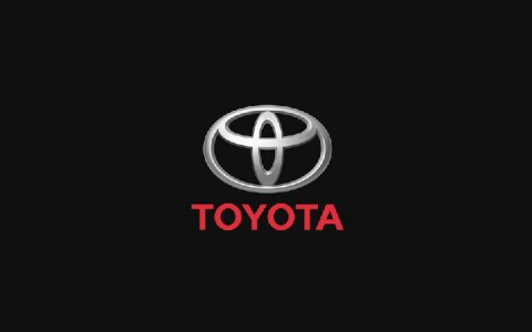Toyota logo and emblem